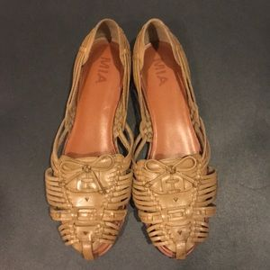 Mia Huarache Sandals
